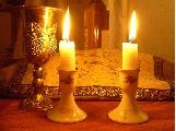 Horario de las Velas de Shabat Calcula el horario de encendido de las velas de Shabat en su localidad