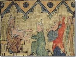brit mila medieval