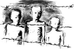 holocausto niños