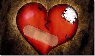 coração machucado