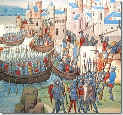 Cruzadas, assalto de Tiro